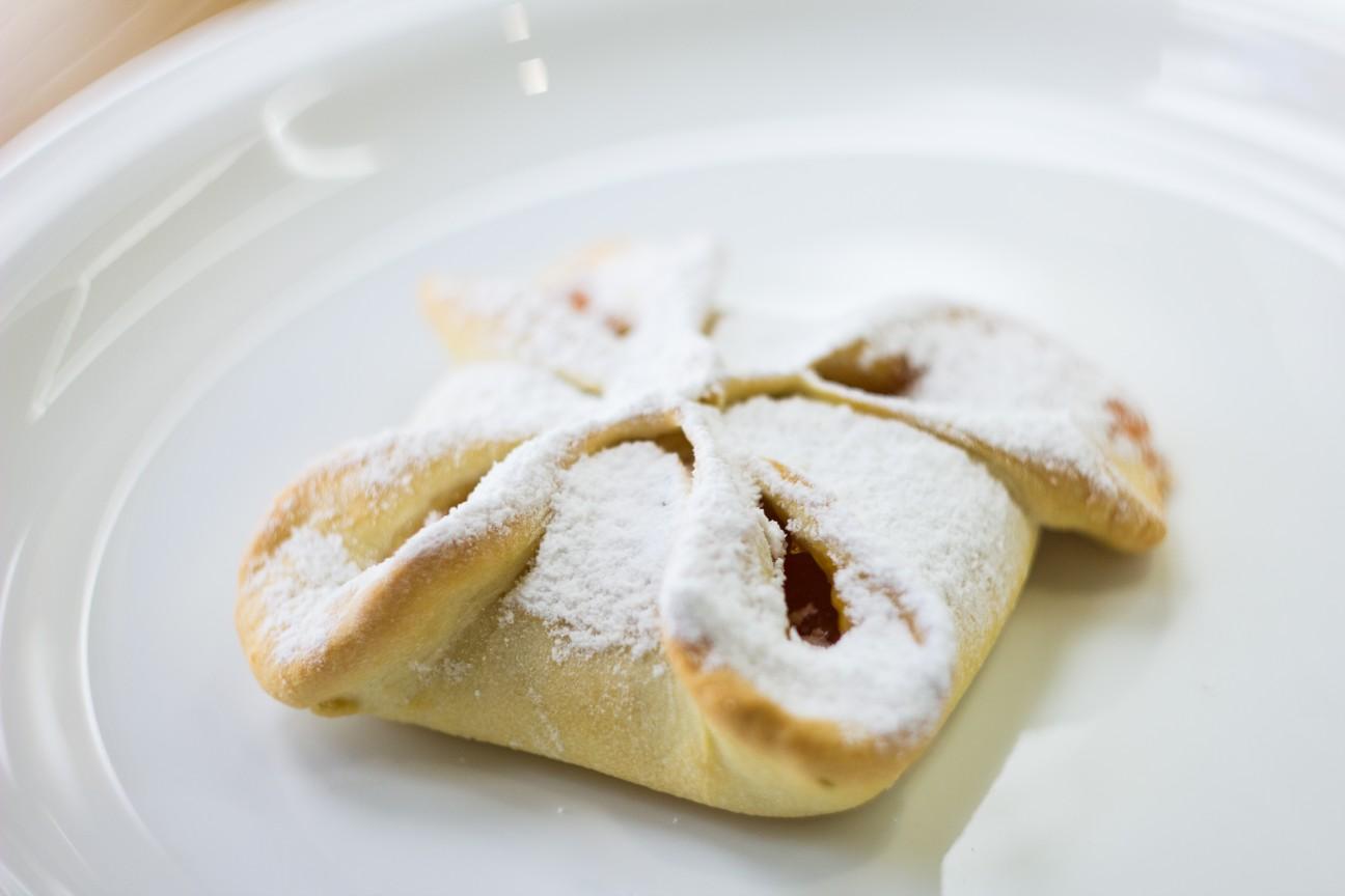 Шафран пирожок
